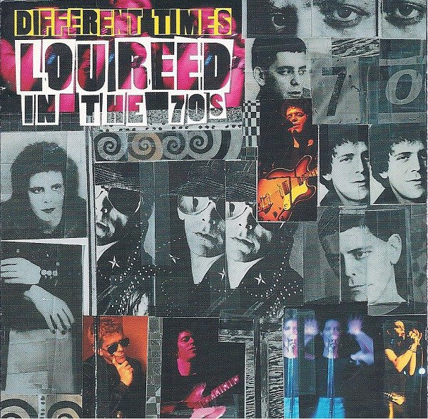 lou reed in the 70s 17 hits rare pix disc cd