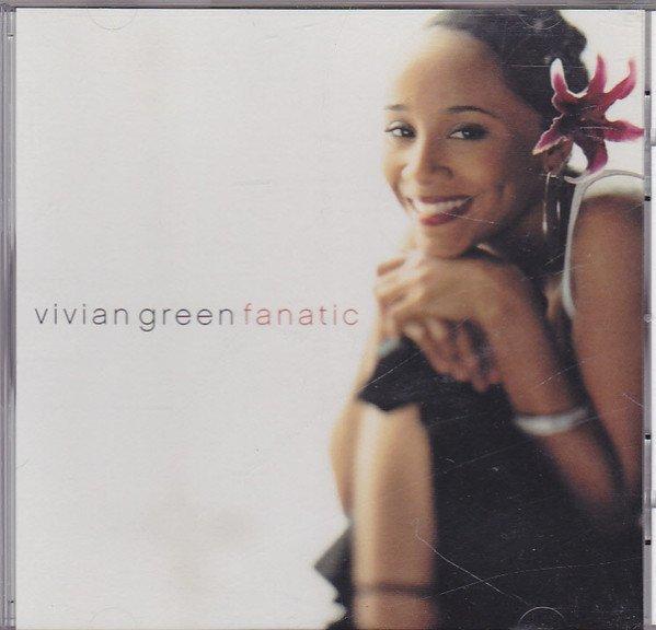 vivian green fanatic mint r&b promo cd single