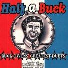 Country) Buck Owens Half A Buck Greatest Duets VG+ Cassette