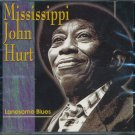 mississippi john hurt lonesome blues  uk cd