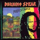 burning spear resistance reggae cd
