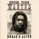 marley] peter tosh wanted dread & alive reggae cd