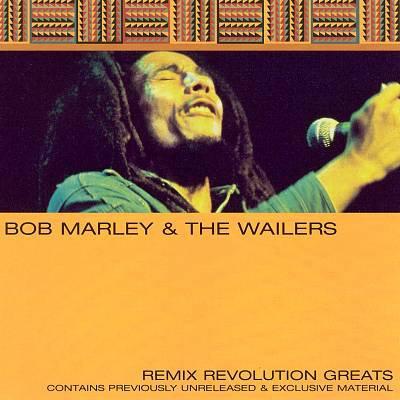 Bob Marley Remix Revolution Greats Reggae DJ CD