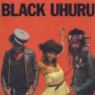 black uhuru red remastered reggae cd