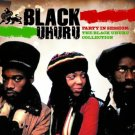 reggae] black uhuru party in session collection uk 2 cd set