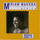africa world] miriam makeba africa collection cd