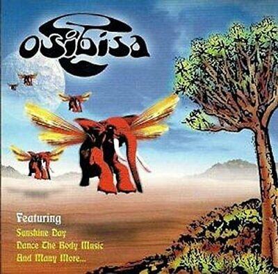 osibisa 16 track africa rock collection uk cd