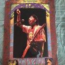 santana the celebration 1996 l.a. concert poster RARE
