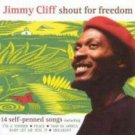 jimmy cliff shout for freedom mint uk reggae cd