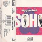 soho hippychick 4 remix cassette single -pyschedelic dance