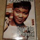 hip hop] monica don't take it... 3 remixes cassette single