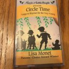 folk kids] lisa monet circle time 31 childrens songs cassette