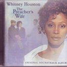 R&B Gospel) Whitney Houston Preachers Wife Mint op Hologram Cover CD