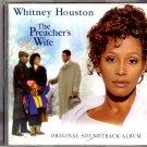 whitney houston PREACHERS WIFE cd - soundtrack r&b