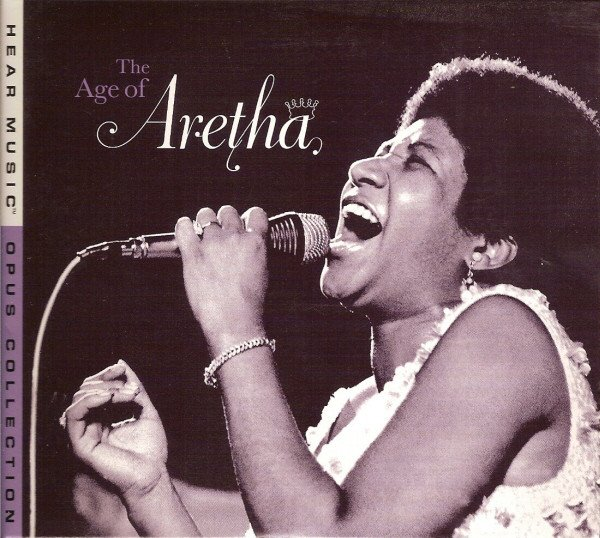 r&b soul/ The Age Of Aretha Franklin 2 cd HITS set