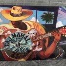 taj mahal fillmore s.f. ca. 1996 blues concert poster