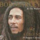 Bob Marley A Legend 50 Reggae Classics UK 3 CD Set