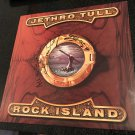 ian & jethro tull signed rock island lp by martin barre & doane perry