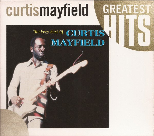 The Very Best Of Curtis Mayfield Mint CD