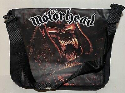 lemmy & motorhead animal logo 2009 new messenger tote bag