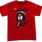 reggae] bob marley slogan mint zion wear 2005 2xl tee