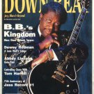 down beat jazz magazine 1992 b.b. king abbey lincoln