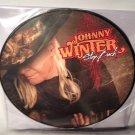 johnny winter step back ltd edtion picture disc lp - blues rock guitar