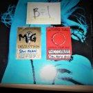 ian & jethro tull 3 vintage 1990s backstage passes