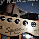 squier fender 2015 affinty telecaster mint neck - rory gallagher roy buchanan
