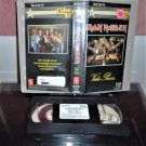 iron maiden video pieces 1983 vhs - metal