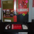 metal) scorpions to russia with love ex vhs