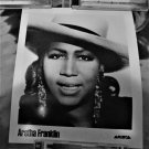 Aretha Franklin What You See... New op '91 Press Kit & Photo