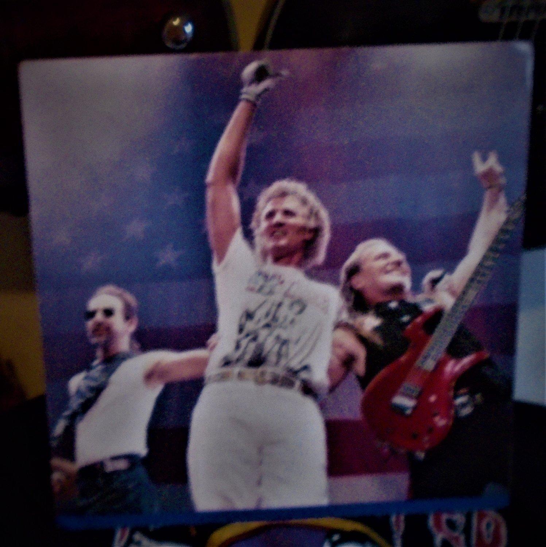 grand funk the american band is back! 1997 promo flat