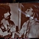 beatles reggae/bob marley & george harrison 1975 reprint photo