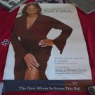 Labelles R&B) Patti Labelle In Dress When A Woman Loves New 2000 Promo Poster