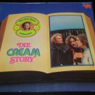 die cream story rare 1971 german lp - eric clapton bruce baker