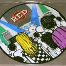 Red Artist Management Company New Limited Promo Color Picture Disc LP