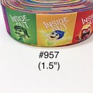 "5 yard - 1.5"" Inside Out Grosgrain Ribbon"