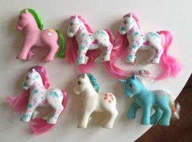 Various Earth Ponies 2