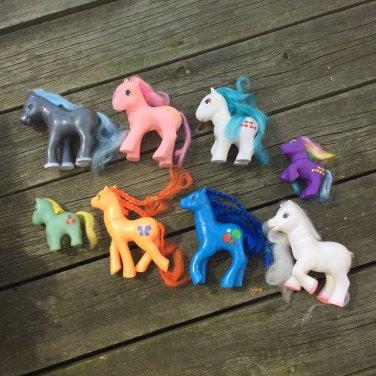 Pony fakies
