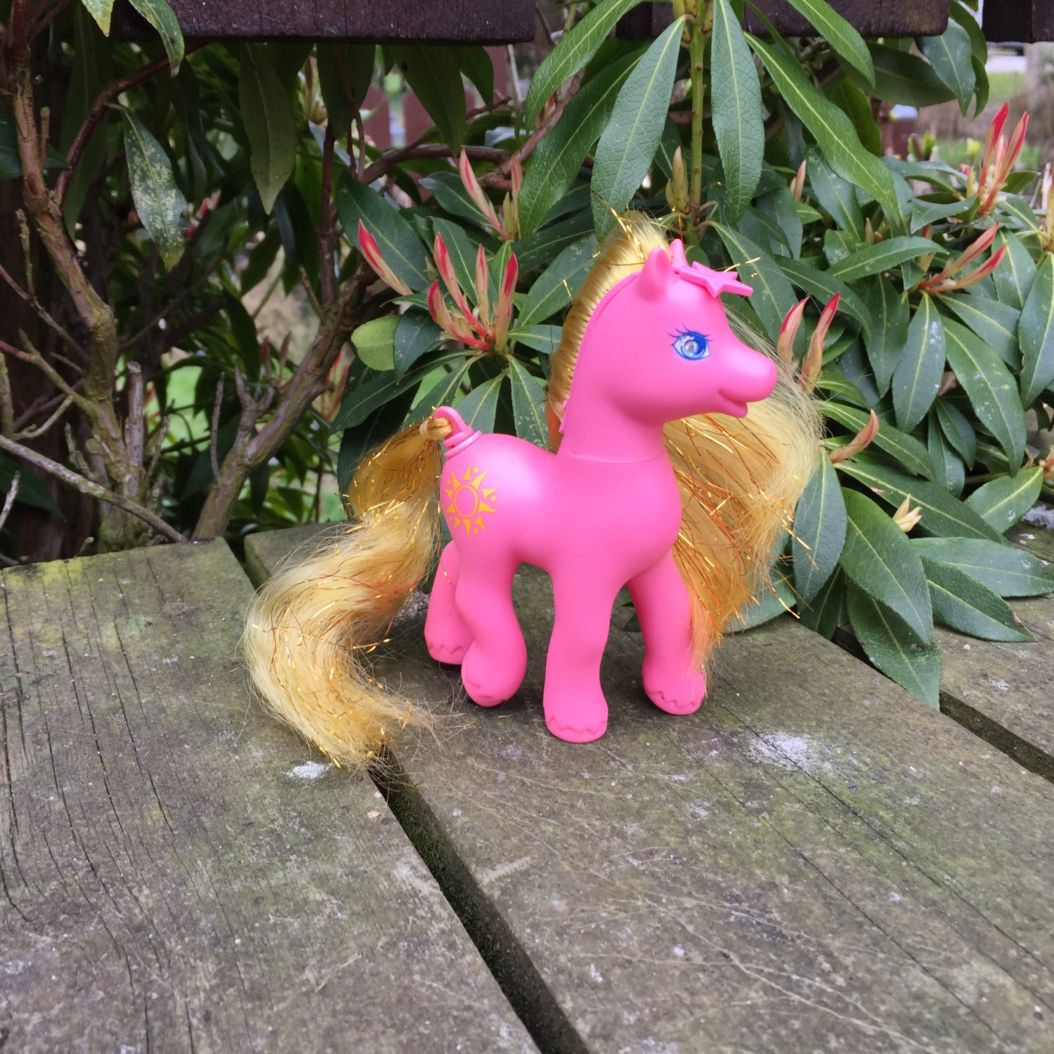 Sunsparkle (Changing Mane and Tail)