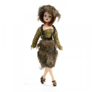 Madame Alexander - Crowd Pleaser Coquette Cissy Limited Edition