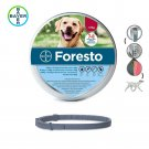 Bayer Foresto Flea & Tick Collar for Big Dogs & Cats over 18lbs (8kg) 70cm