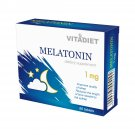Vitadiet Melatonin 1MG x 90 Tablets Natural Supplement