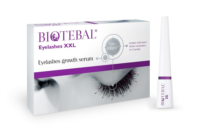 Biotebal XXL Eyelash Growth Lash Enhancing Serum 3ml