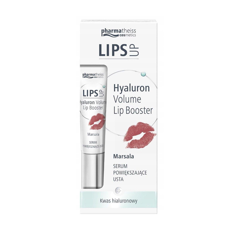 Pharmatheiss Lip Up Lips Booster Filler Plumper Hyaluronic Acid Balm Serum MARSALA 7ml