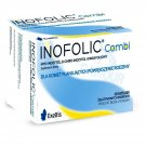 Exeltis Inofolic Combi Pregnancy Ovulation PCOS Folic Acid Treatment 60 Capsules