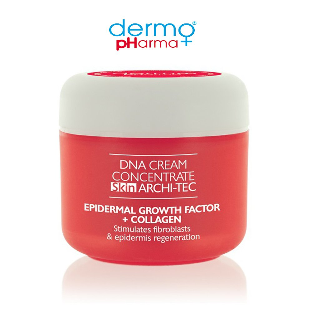 Dermo Pharma DNA Moisturising Cream EGF Epidermal Growth Factor + Collagen 50ml