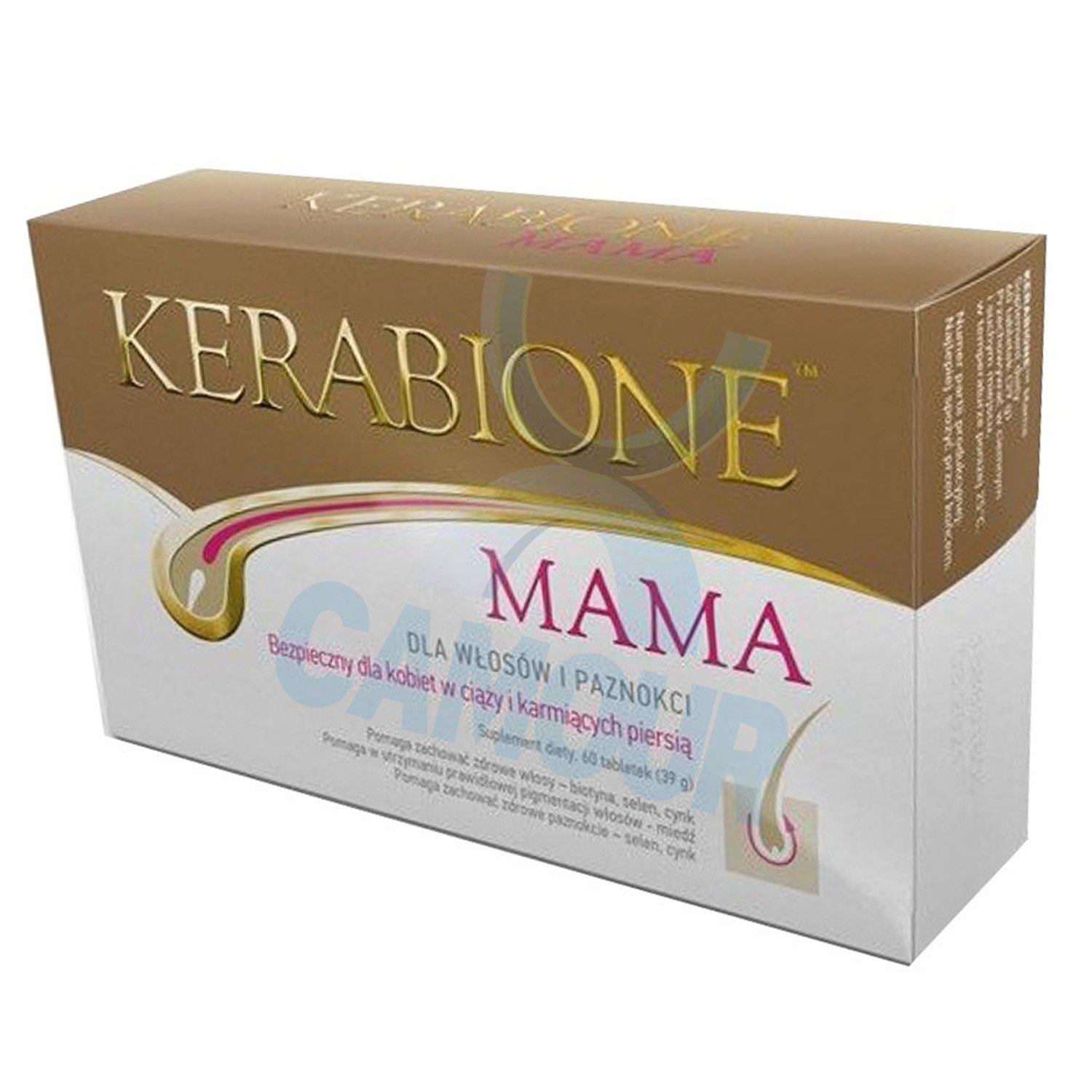 Kerabione Mama Food Supplement Vitamins for Pregnant & Breast Feeding Woman