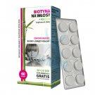 Noble Health Biotin + Silicon Food Supplement for Natural Fullness of Hair Vegan